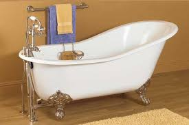 polished nickel clawfoot tub faucet useful reviews of shower