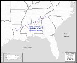 Jackson Ms Map F4 F5 Tornadoes That Occurred In Alabama Mississippi Georgia