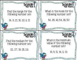 29 best mean median mode range images on pinterest teaching