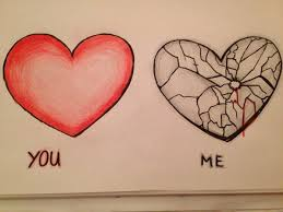 the 25 best broken heart drawings ideas on pinterest broken
