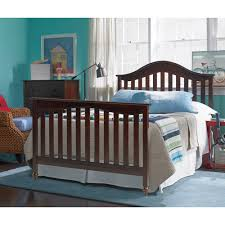 Summer Highlands Convertible 4 In 1 Crib Bivona Company Metal Bed Frame With Headboard And
