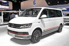 volkswagen concept 2017 vw multivan panamericana concept for easy riders