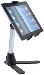 amazon com arkon countertop or desktop tablet stand for ipad air