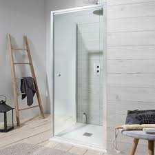 simpsons edge 800mm pivot shower door epdsc0800 epdsc0800