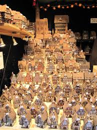 House Models by File Shop Of House Models In The Christmas Market Of Strasbourg