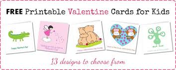 valentines cards for kids gifts ideas