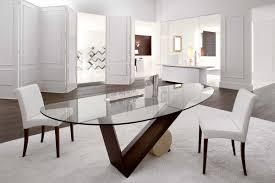 Italian Dining Room Table Modern Italian Dining Table For Amazing Experience Trends4us Com