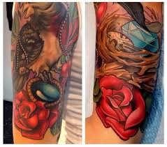 diamond sleeve tattoo art and designs page 2