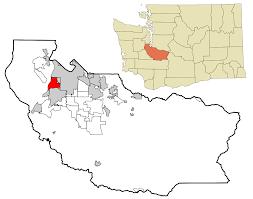 Bellingham Wa Zip Code Map by University Place Washington Wikipedia