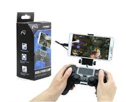 dualshock 4 android shop ps4 smart clip holder for playstation 4 dualshock