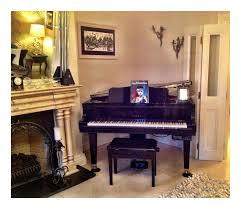 How To Say Living Room In Spanish by Decorating Around A Baby Grand Piano In A Small Living Room Home