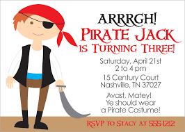pirate birthday invitations dhavalthakur com