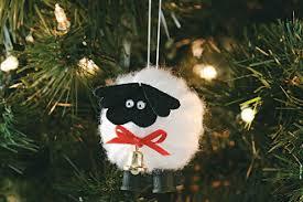 how to make a fluffy sheep ornament australian handyman magazine
