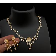 diamond necklace set images Buy diamond necklace set online jpg