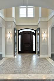 home entry estate cutom home richmond hill ontario traditional entry