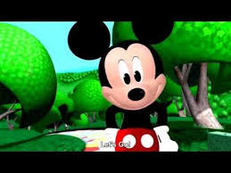 mickey mouse clubhouse theme song hd lyrics