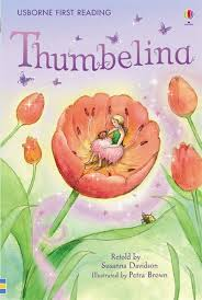 thumbelina u201d usborne children u0027s books