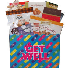 Get Well Soon Gift Get Well Gift Baskets For Speedy Recovery The Sweet Basket