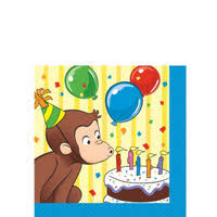 Curious George Party Supplies Curious George Birthday