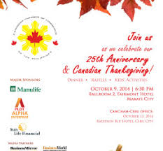 october 2 2014 the canadian chamber of commerce of the philippines