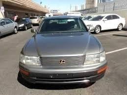 1997 lexus ls400 1997 lexus ls 400 coach edition only 2500 units made worldwide