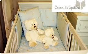 chambre bébé casablanca bébé dormira paisiblement dans berceau avec contour de lit