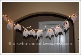 halloween ghost string lights dixie cup string lights bing images halloween party pinterest
