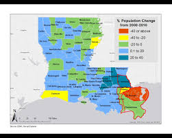 Parish Map Louisiana by Vernessa Introduction To Gis