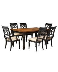 Macy S Dining Room Furniture Dakota Dining Table Furniture Macy S