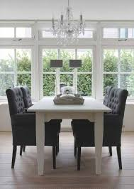 Best EetkamerDiningroom Images On Pinterest Dining Room - Comfy dining room chairs