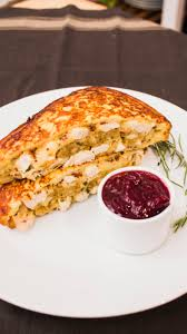 thanksgiving day leftover recipes thanksgiving leftovers monte cristo recipe tastemade