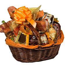 gourmet gift basket for fall gift basket fall food gift