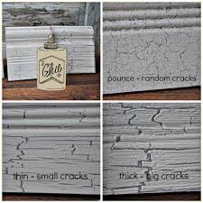 How To Paint Furniture White by I Love The Crackled Chippy Paint You Often Find On Old Pieces Of