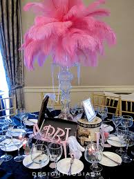 Sweet 16 Table Centerpieces April In Paris Centerpieces For A Spring Party