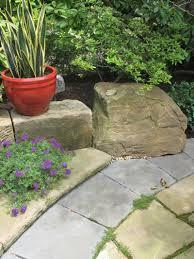 Gartengestaltung Terrasse Hang Gartengestaltung Mit Steinen 18 Inspirierende Ideen