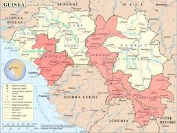 Nigeria Is Located On The World Map Around The by Lassa Fever Origins Reservoirs Transmission And Guidelines Gov Uk