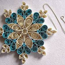 shop paper quilling ornaments on wanelo