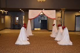 wedding arch rental ny and white entrance arch décor rental buffalo ny white
