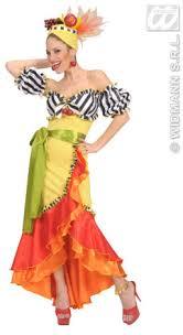 Brazilian Carnival Halloween Costumes Carmen Miranda Costume Brazilian Fancy Dress