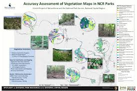 The National Map Accuracy Assessment Results For Ncr Vegetation Maps U2014 Appalachian Lcc