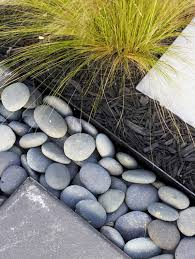 Rocks For Garden Edging Rocks For Edging 10 Garden Edging Ideas With Bricks And Rocks