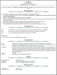 Sample Resume For 2 Years Experience In Software Testing by System Administrator Resume Network Administrator Resume