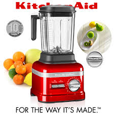 Kitchen Aid Artisan Mixer by Kitchenaid Artisan Power Plus Blender Candy Apple Mix