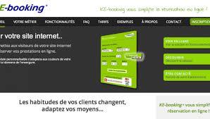 reservation chambre d hote ke booking paiement en ligne avec moteur de réservation