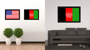 afghanistan country flag home decor office wall art collection