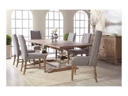 orient express furniture traditions manor trestle dining table