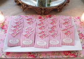 tea bag party favors tea bag party favor home party ideas