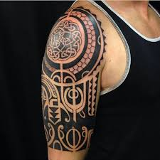collection of 25 tribal tattoo