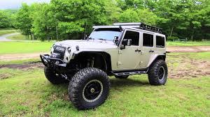linex jeep green rubitrux project vandal youtube