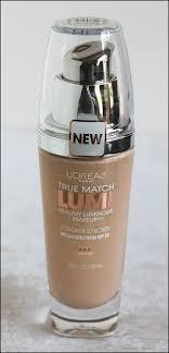 makeupalley review l oreal true match lumi healthy luminous makeup